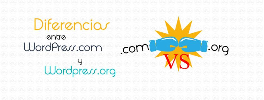 diferencias entre wordpress.com y wordpress.org