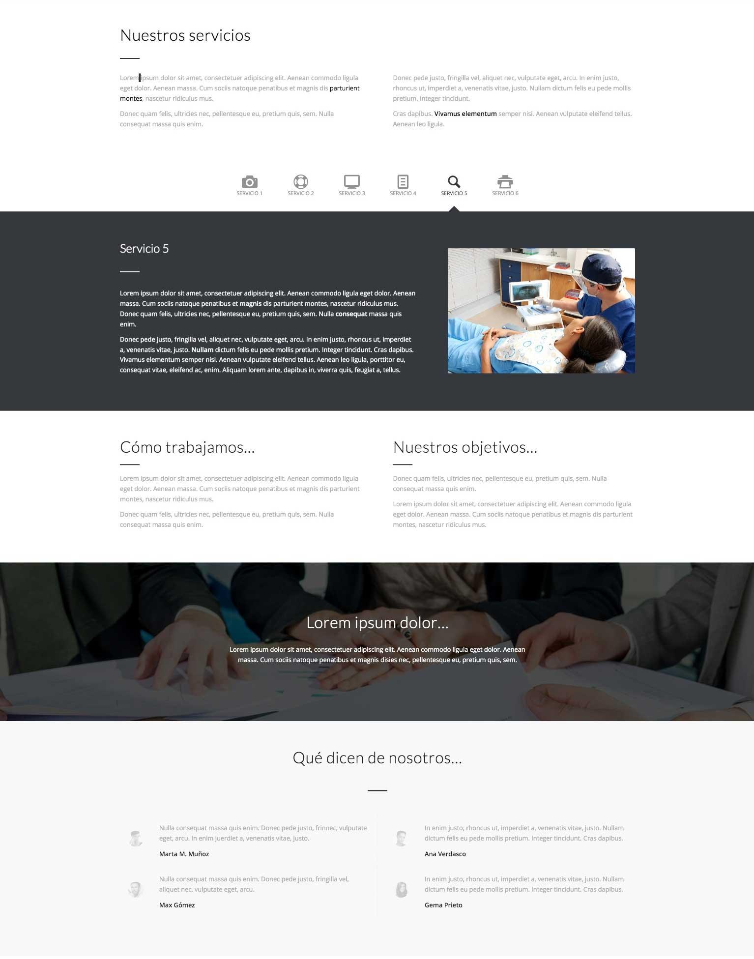 Imagen de producto página interna servicios